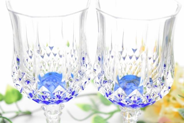 ペアグラスは名入れがおすすめ  喜ばれるペアグラスの選び方